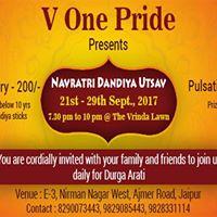 Navratri Dandiya Utsav