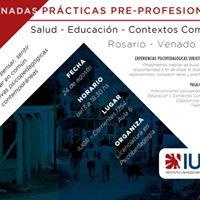 IV Jornadas Prcticas Pre-Profesionales en Psicopedagoga