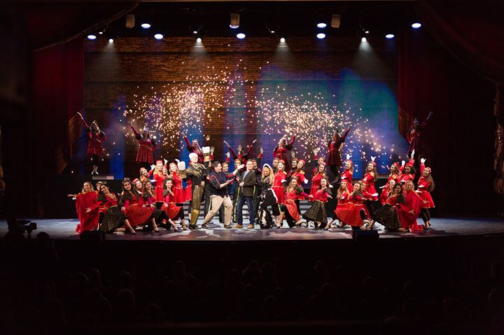 Chasing Lights: A Gateway Christmas Musical - YouTube