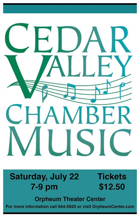 Cedar Valley Chamber Music