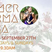 Summer Dharma Yoga Dharma Yoga
