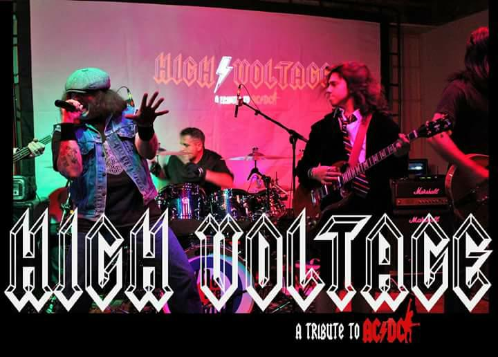 721 High Voltage is Back
