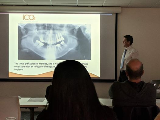 ICE Open Evening for Dentists