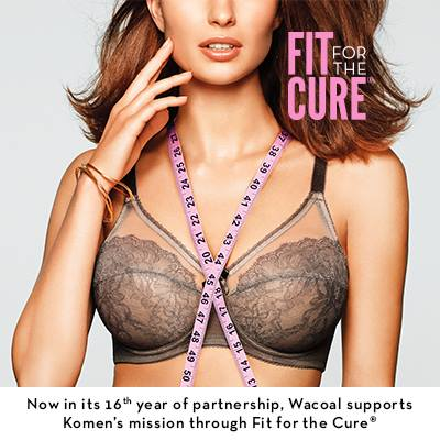 c029e3eac698b Wacoals Fit for the Cure Free Bra Fitting Event at Dillard s