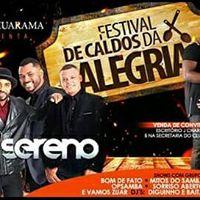 FESTIVAL DE CALDOS DA ALEGRIA