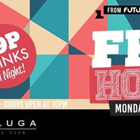 Frat House Preston  89p Drinks - Click Going for Guestlist