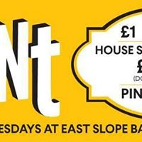 Last SKINT of the Year  East Slope Bar