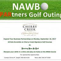 NAWBO PARtners Golf Outing