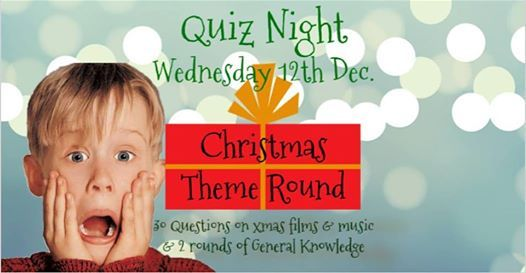 Quiz Night - Christmas Special