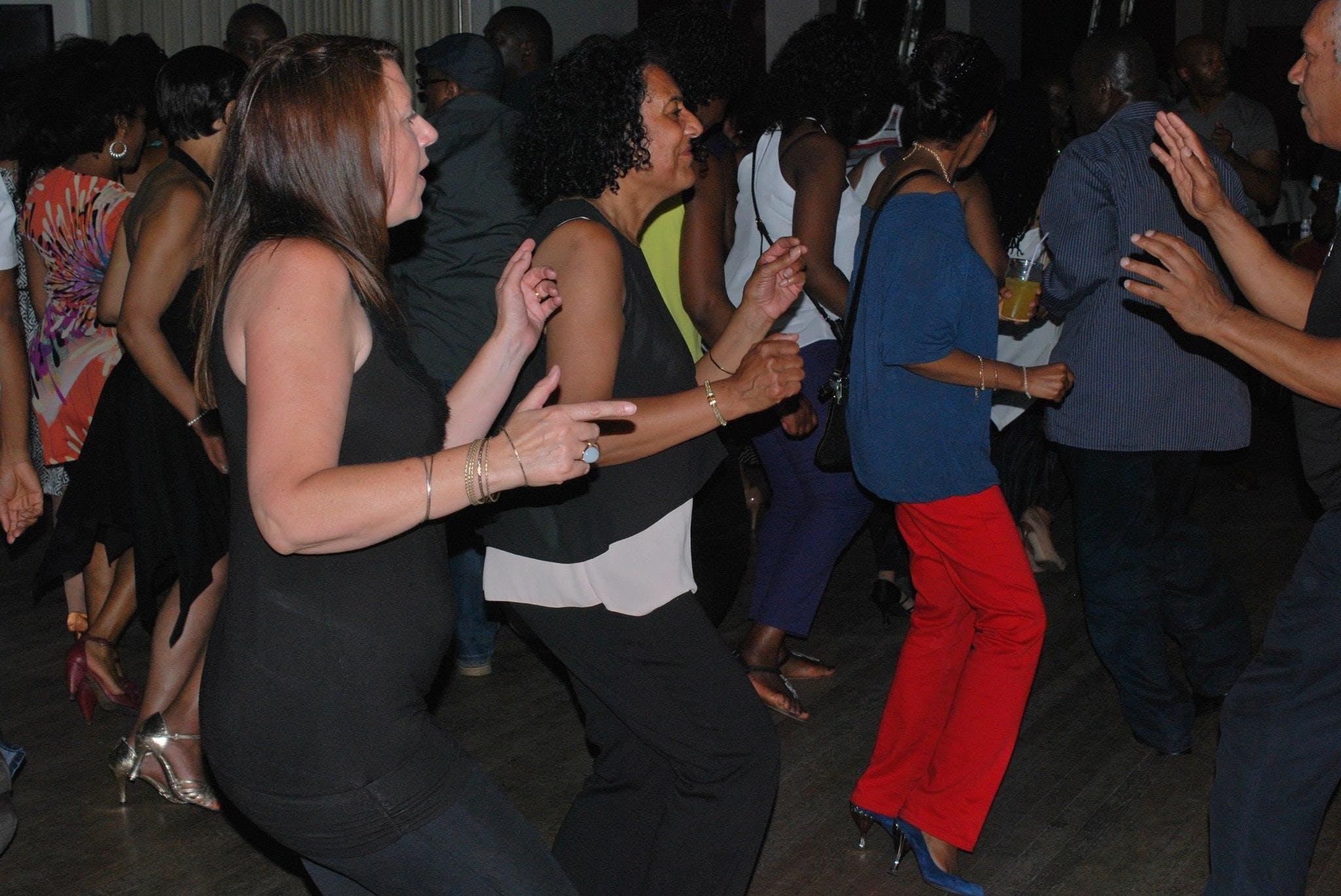 Salsa Kizomba and Soul Dance Party