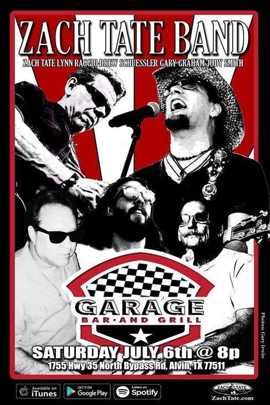 Ztb Live At The Garage In Alvin Alvin