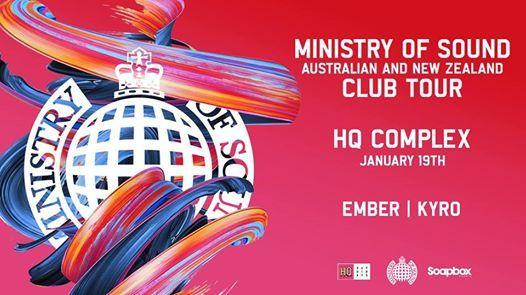 HQ Saturdays - Ministry of Sound