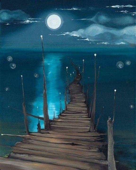 Dock Adult Paint Night