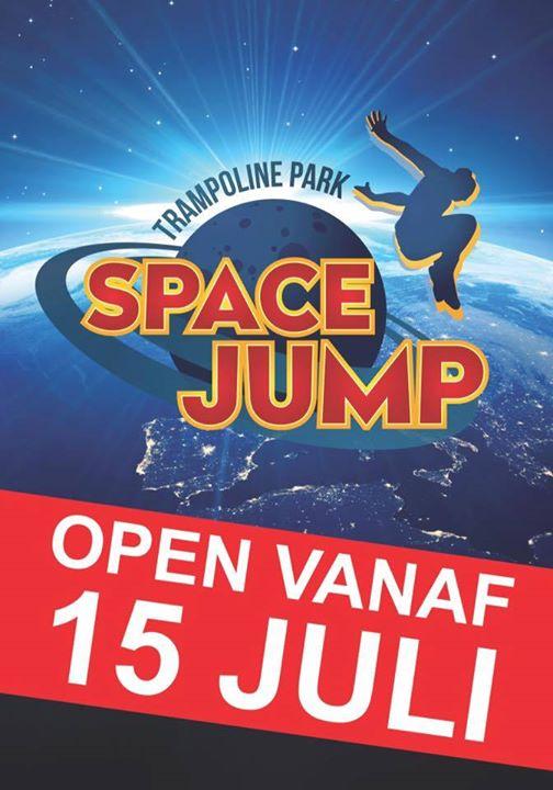 Opening Space Jump Parkstad at Roda J.C. Ring, 6466 Spekholzerheide ...