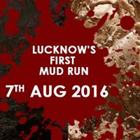 Glorious DASH 1st Obstacle Mud Run of Lucknow