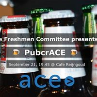 The Freshmen Committee presents PubcrACE