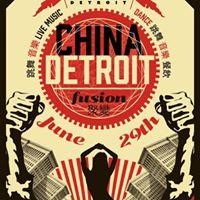 In Transit Detroit  China Detroit Fusion
