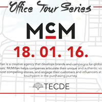 TECDE x TMA Presents The Office Tour Series - McMillan