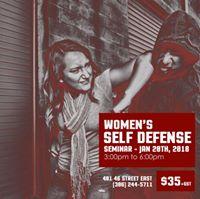 Womens Self Defence Seminar