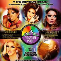 The Coming OUT Drag Show-All Age Event