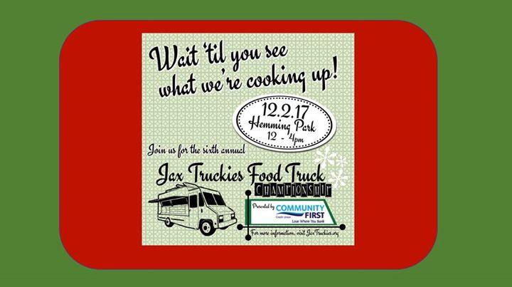 Jacksonville food truck championship
