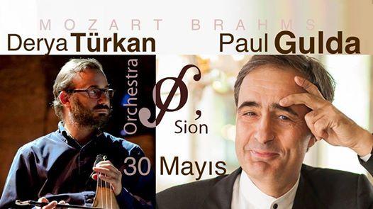 Paul Gulda & Derya Trkan - OrchestraSion