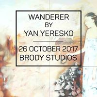 Wanderer  Exhibition by Yan Yeresko