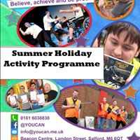You Can Summer Activity Programme