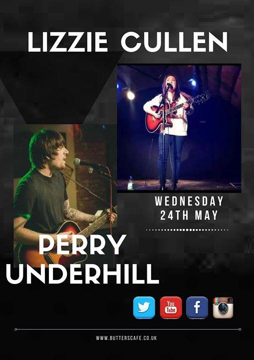 Lizzie Cullen & Perry Underhill