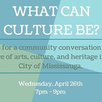 What Can Culture Be A Community Conversation by Studio.89