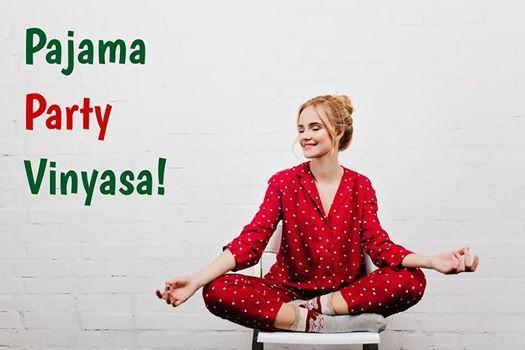 Pajama Party Vinyasa