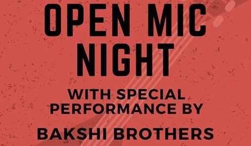 Bakshi Brothers - Open Mic Night at Theatre Wallay, Islamabad
