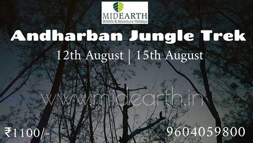 Andharban Trek  Independence Day Special