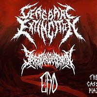 Cerebral Extinction - Spiritual Deception - Efyd