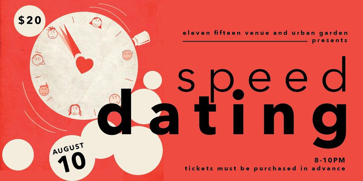 Manhattan ks Speed-Dating