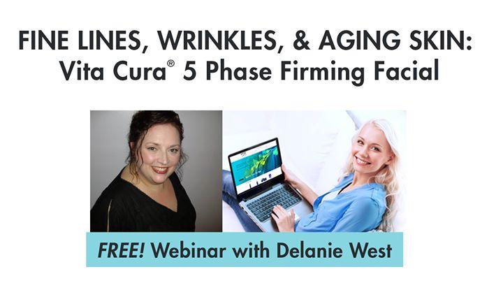Free Webinar Lines Wrinkles & Aging Skin