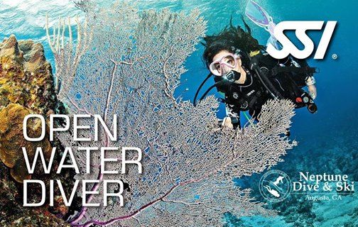 Open Water Diver Course Pre-Counsel (MonThur Class)