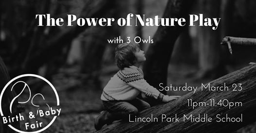 The Power of Nature Play