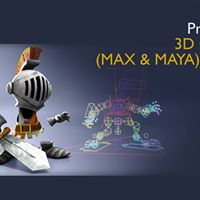 Become a Professional 3D Character (MAYA &amp MAX) Animator