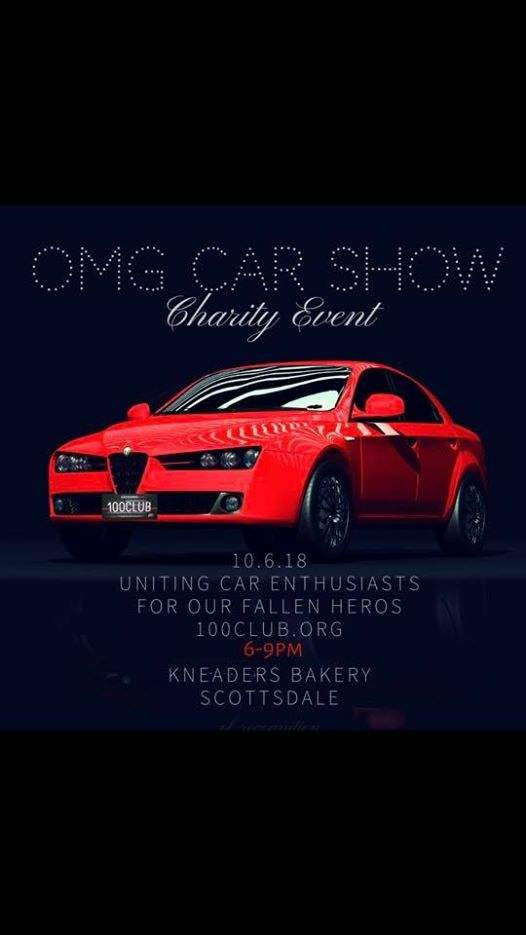 Omg Car Show At Kneaders Bakery And Cafe Scottsdale AZ - Car show in scottsdale this weekend