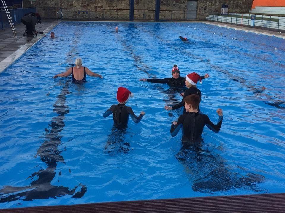Festive Heated Swim - 23rd-26th December