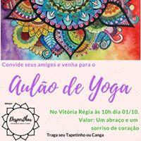 Aulo de Yoga