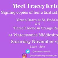 NEW TIME AND DATE Meet Tracey Iceton