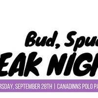 Bud Spud &amp Steak Night
