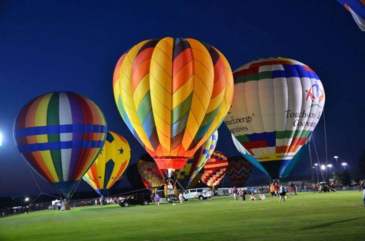 14th Annual Gulf Coast Hot Air Balloon Festival