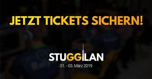 StuGGilan 1.2 - Stuttgarts grte LAN