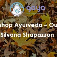 Workshop Ayurveda - Outono