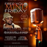 Solomon Social Presents Free Your Mind Friday