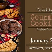Gourmet Cookies Workshop