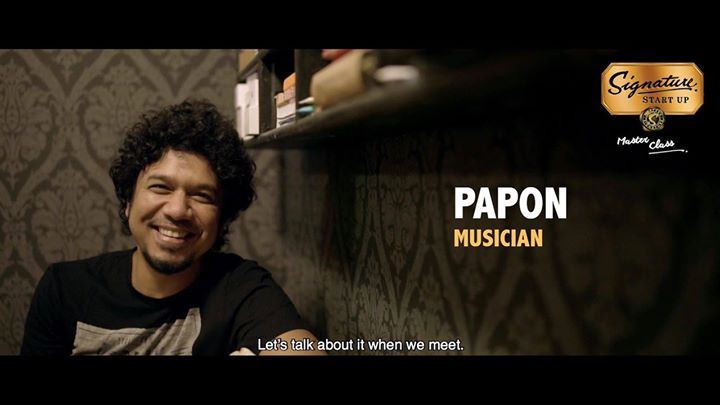 Signature Masterclass 2.0 with Papon